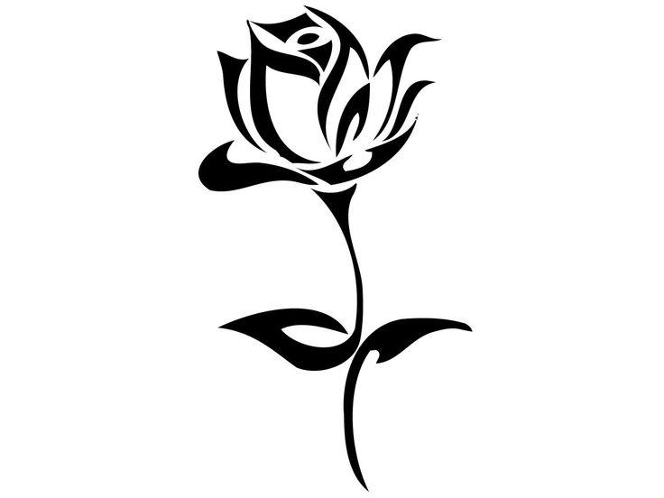white tattoo designs   Pin Rosa Tribal Name Tattoo Design 3jpg on Pinterest