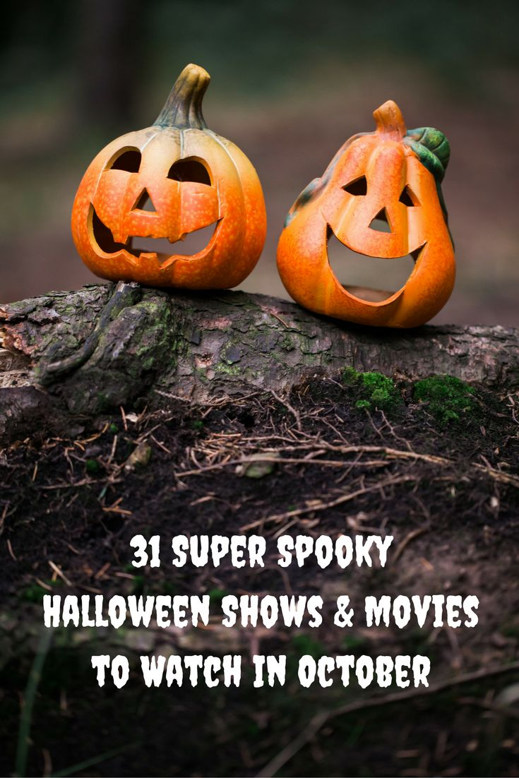 31 Super Spooky Halloween Shows and Movies to Watch In