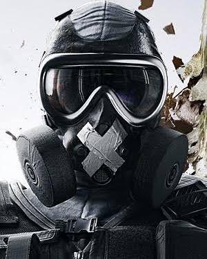 Rainbow Six Siege Mute Modern Tactical Pinterest