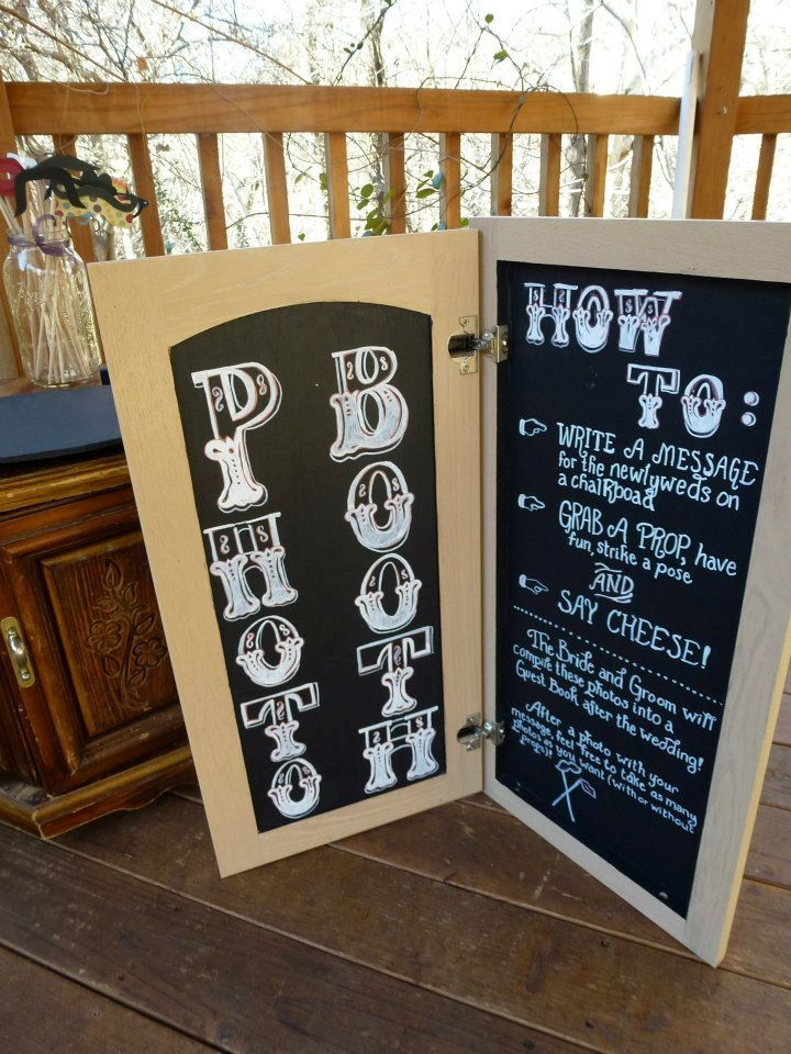 Diy wedding photobooth poemsrom do it yourself wedding photo booth google search solutioingenieria Image collections