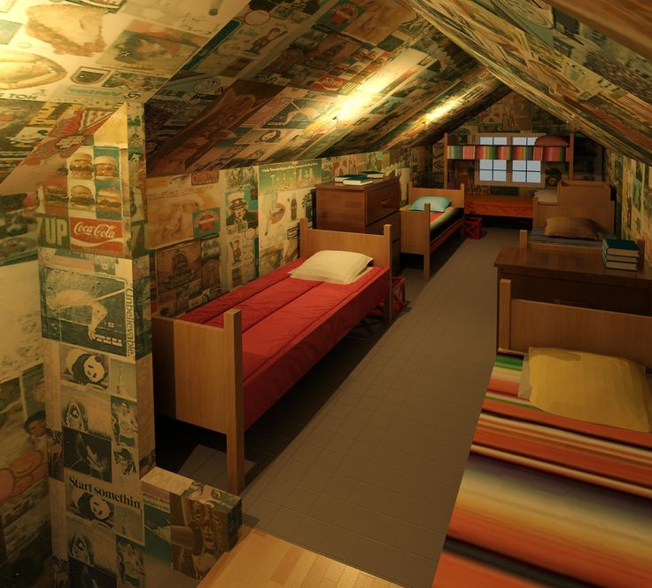 Low Ceiling Attic Bedroom Ideas For Teenage Girls Hd
