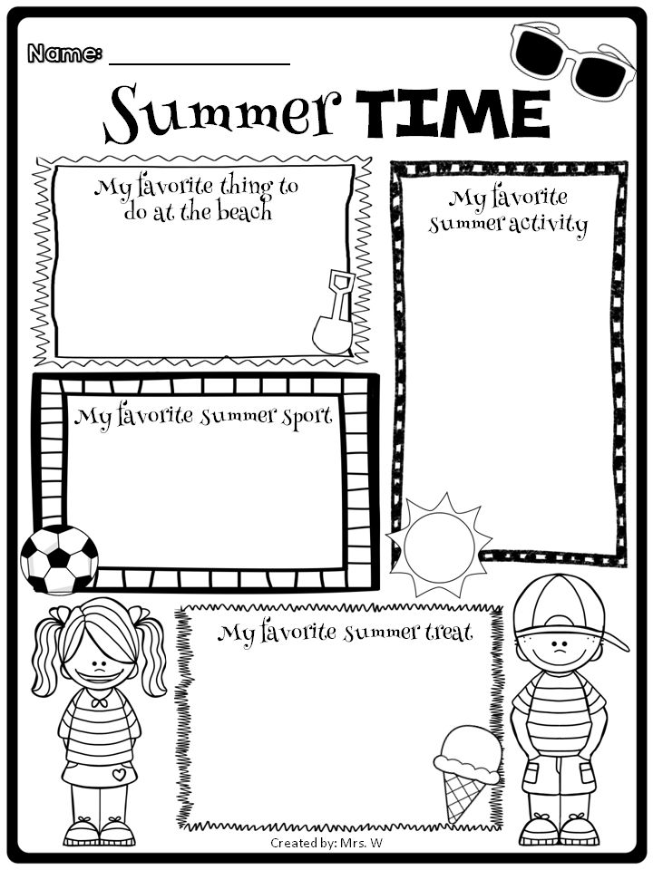 Image Result For First Grade Activities With Books