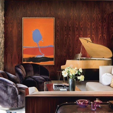 Architectural Digest Jennifer Aniston And Living Rooms On Pinterest