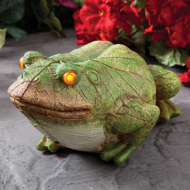 Frog Motion Sensor, Item 48029, 19.99 When anything