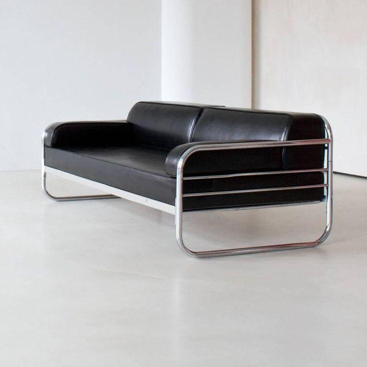 Moderne Deco Art Streamline Furniture