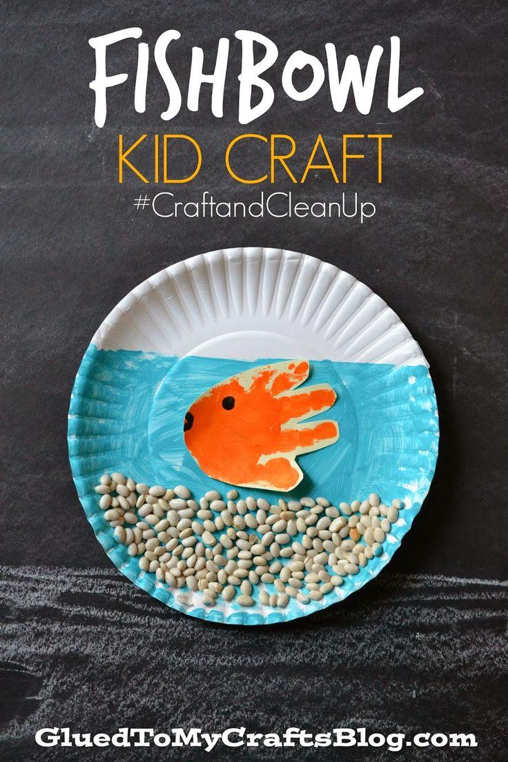 Fishbowl {Kid Craft} by Cra