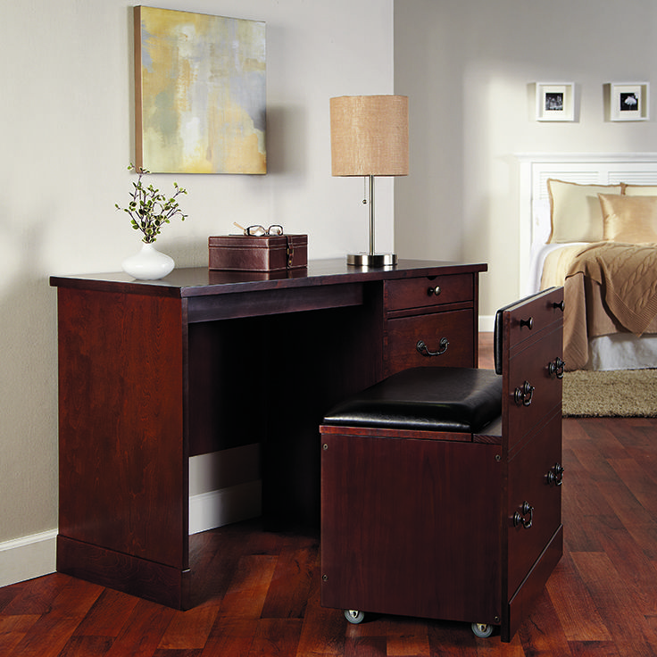 Style Work By Thomasville Woods Mill Accent Chest Desk