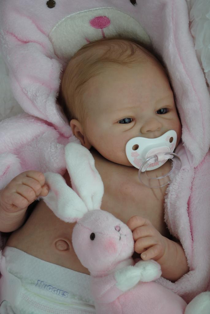 Bespoke Babies'Coco Malu' Elisa Marx Reborn Baby GirlMR