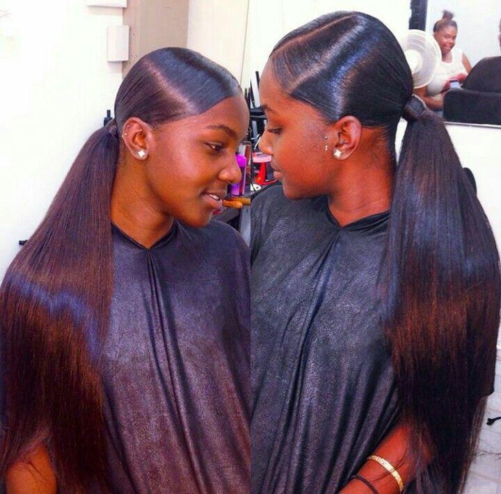 ponytail to see more follow kiki slim hairstyles pinterest jade and hair