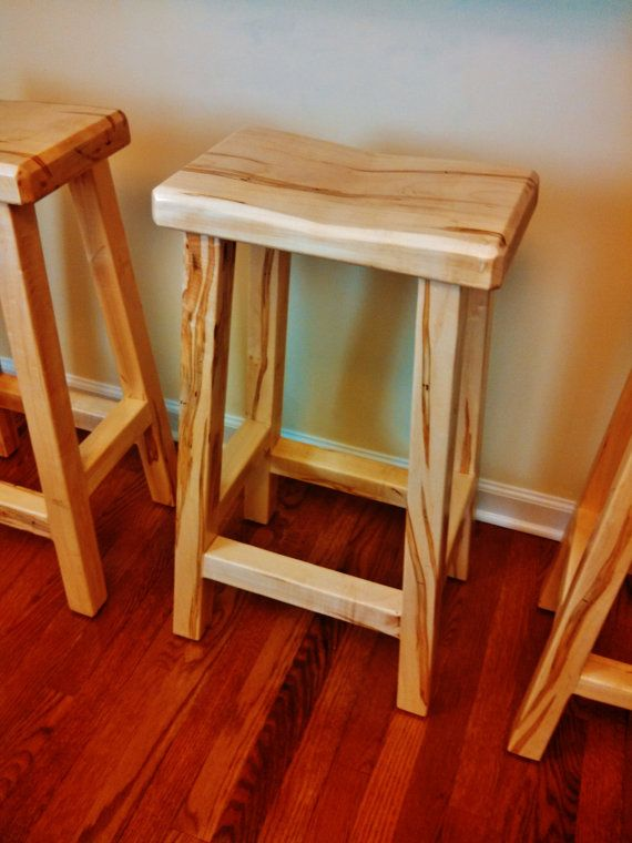 34 Best Images About Stools On Pinterest Wood Counter