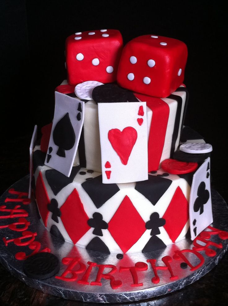 17 Best Images About Las Vegas Style Wedding Cakes On