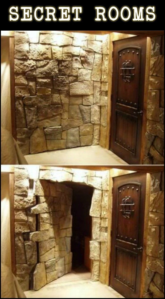 21 Best Images About Secret Rooms On Pinterest