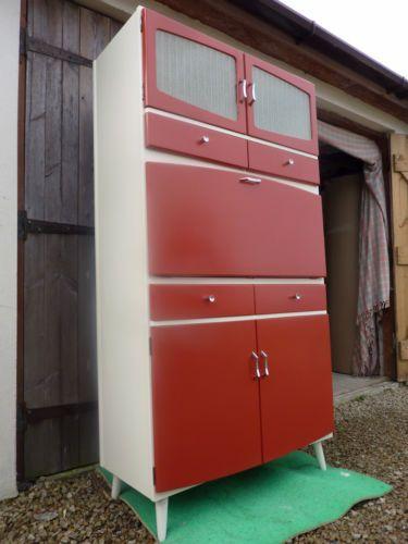 1950s60s Kitchen Larder Cupboardvintageretro Pantry