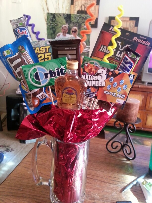 Fathers Day Man Bouquet DIY Pinterest Pictures Of