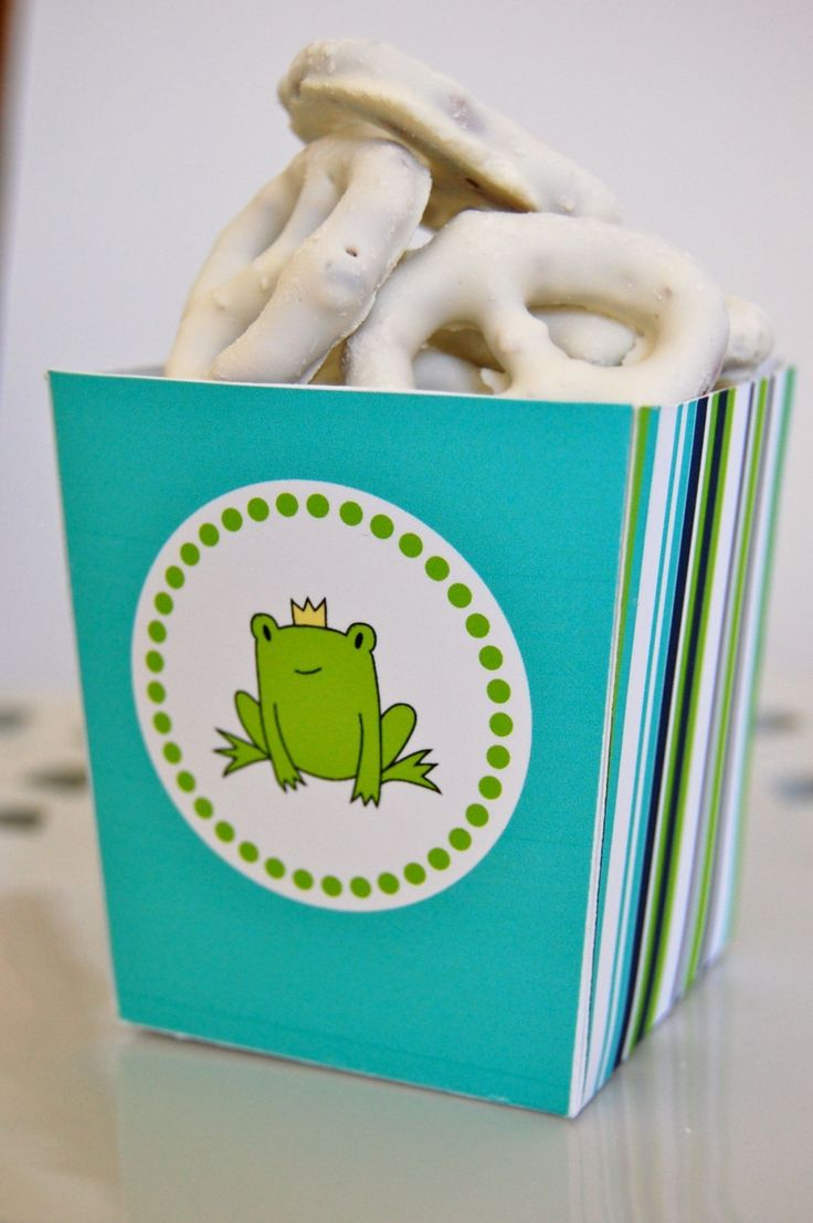 1000 Images About Baby Shower Frog Prince Theme On