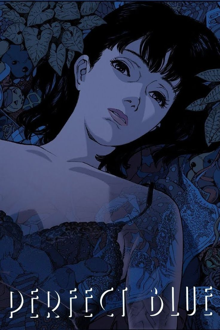 Perfect Blue Film de Satoshi Kon (ma note 9/10