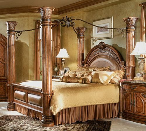 Romantic Canopy Beds Canopy Bed Bedroom Ideas