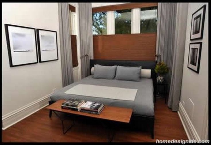 1000+ Ideas About Very Small Bedroom On Pinterest