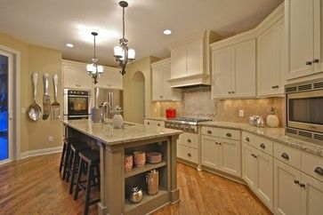 Sherwin Williams Antique White Kitchen Cabinets Very Close To Martha Stewart Heavy Cream