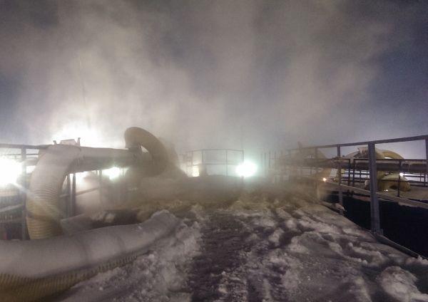 Frac Sand Hauling Trailers