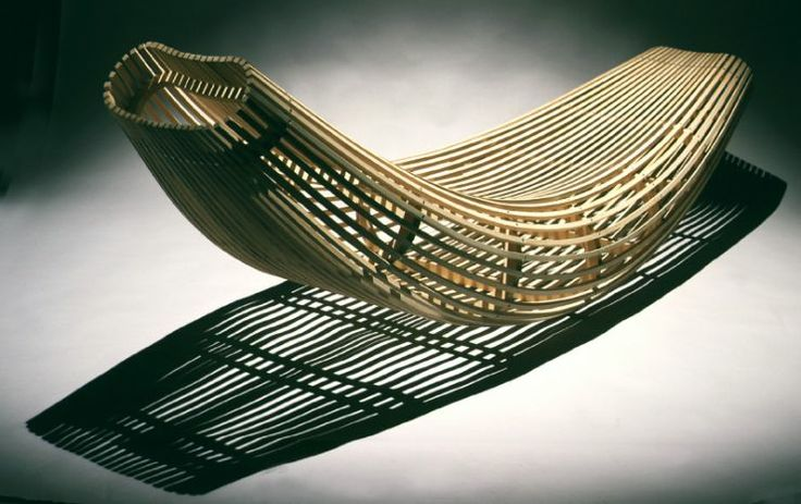 Body Raft - David Trubridge - Cappellini