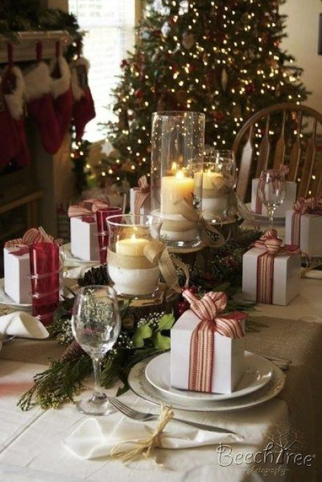 amourblogetbeauté table de Noël