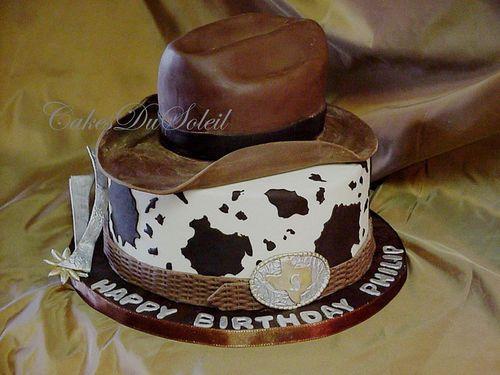 25+ Best Ideas About Western Birthday Cakes On Pinterest