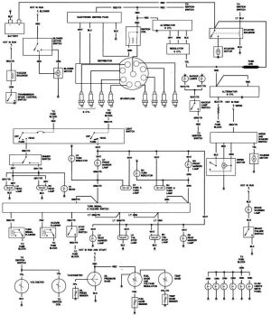 1980 cj5 wiring diagram furthermore jeep cj7 tachometer