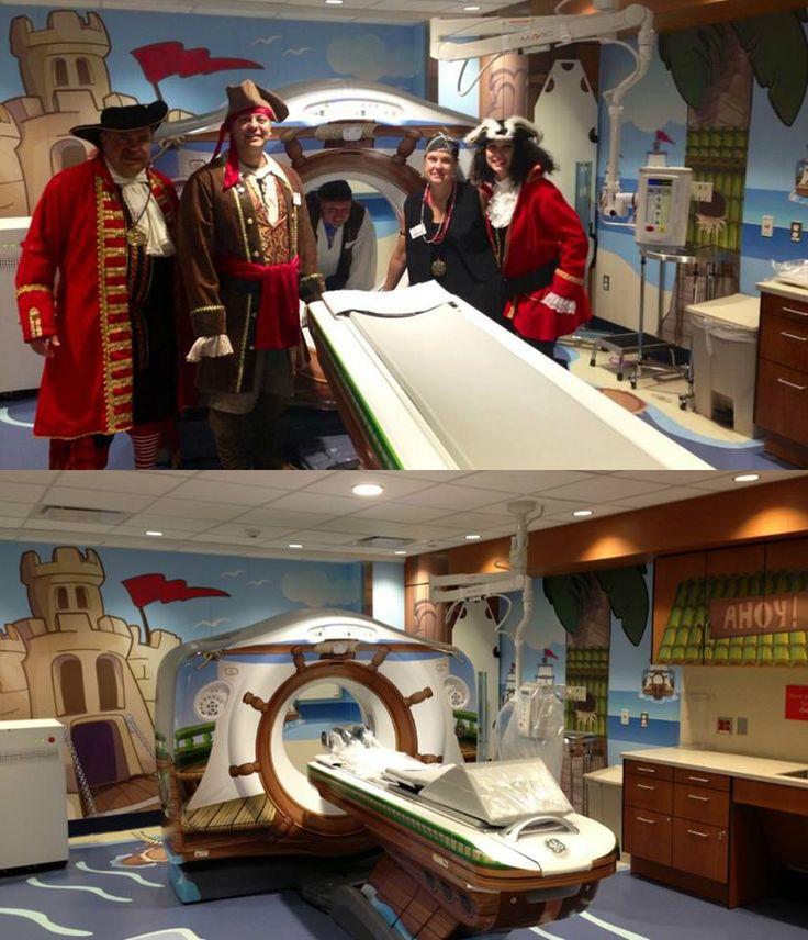 TAC de barco pirata y personal sanitario disfrazado. La
