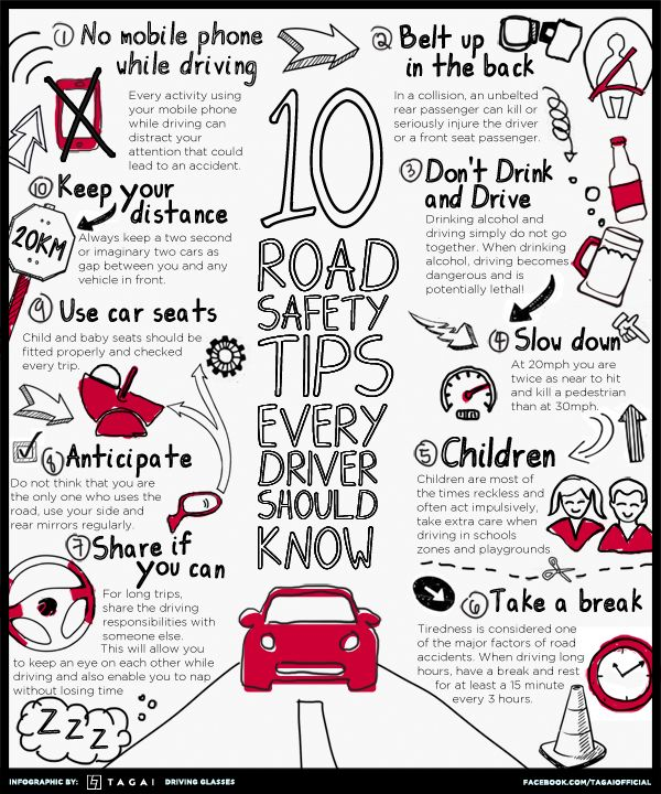 Road Safety Tips Every Driver Should Know Cool Daily