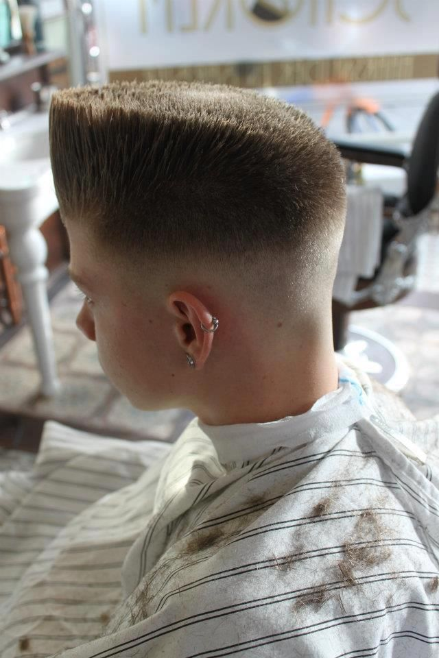 That Is An Awesome Psychobilly Flattop Flattop