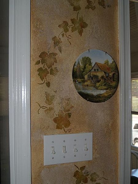 How To Decorate With Tuscan Wall Dcor Stencils Stencils
