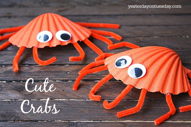 These little crabs are so c
