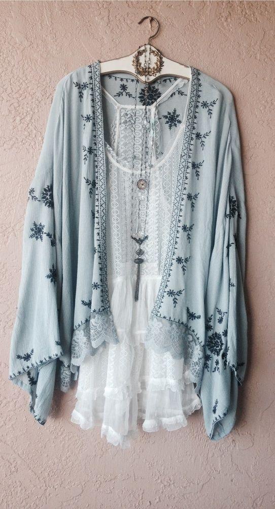 Stevie Nicks kimono