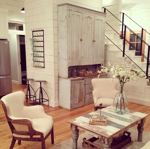 Joanna Gaines Glass Holders And Railings On Pinterest