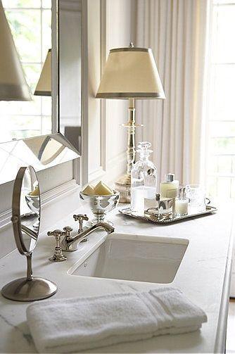 Bathroom Counter Ideas Decorate Picture Of Bathroom Vanity Decor
