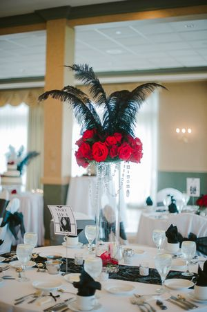 1000 Ideas About Rose Centerpieces On Pinterest Red