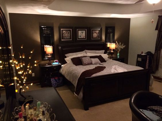 25 Best Ideas About Dark Furniture Bedroom On Pinterest Black Spare And Blue Colors