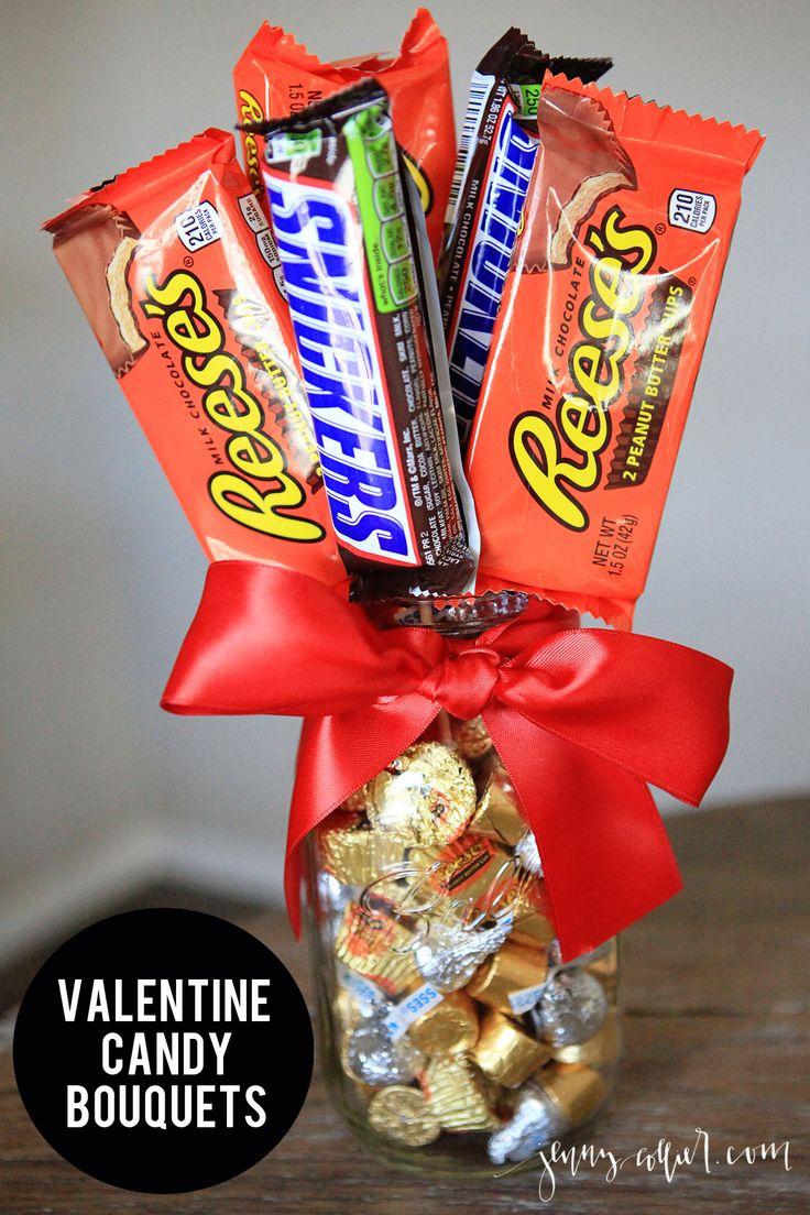 25 Best Ideas About Candy Bouquet On Pinterest Teacher