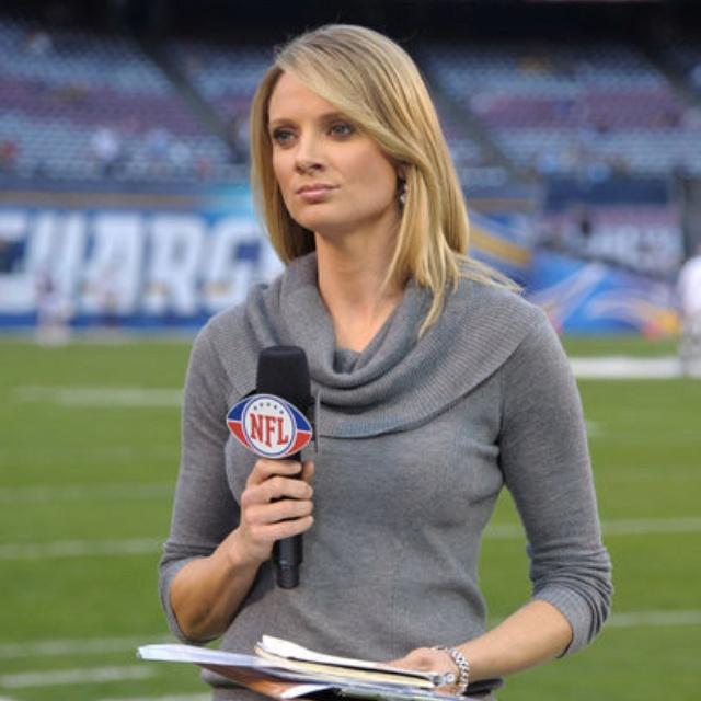 Alex Flanagan NFL Network Sports Announcers Pinterest