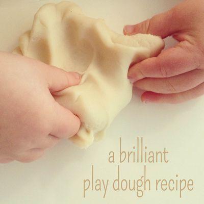{how to} play dough recipe