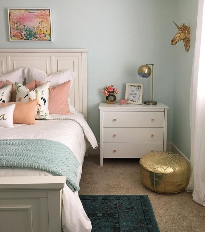 Wall Color Is Embellished Blue By Sherwin Williams Mixed At 50