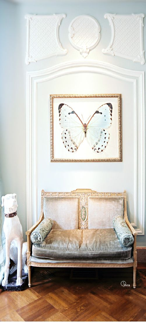 French Flair ● Décor, Wall Treatment