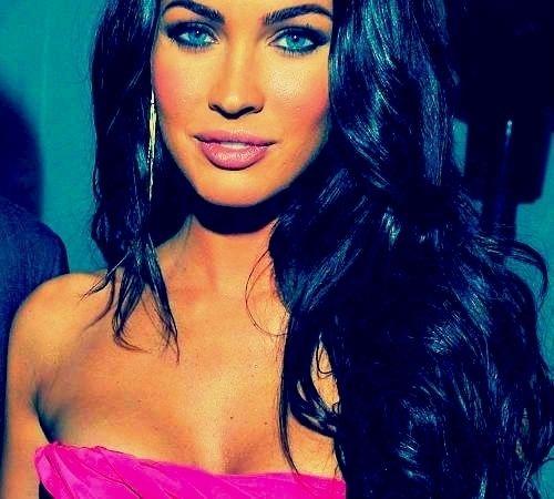 Megan Fox Sexy Hair Ampamp Eyes