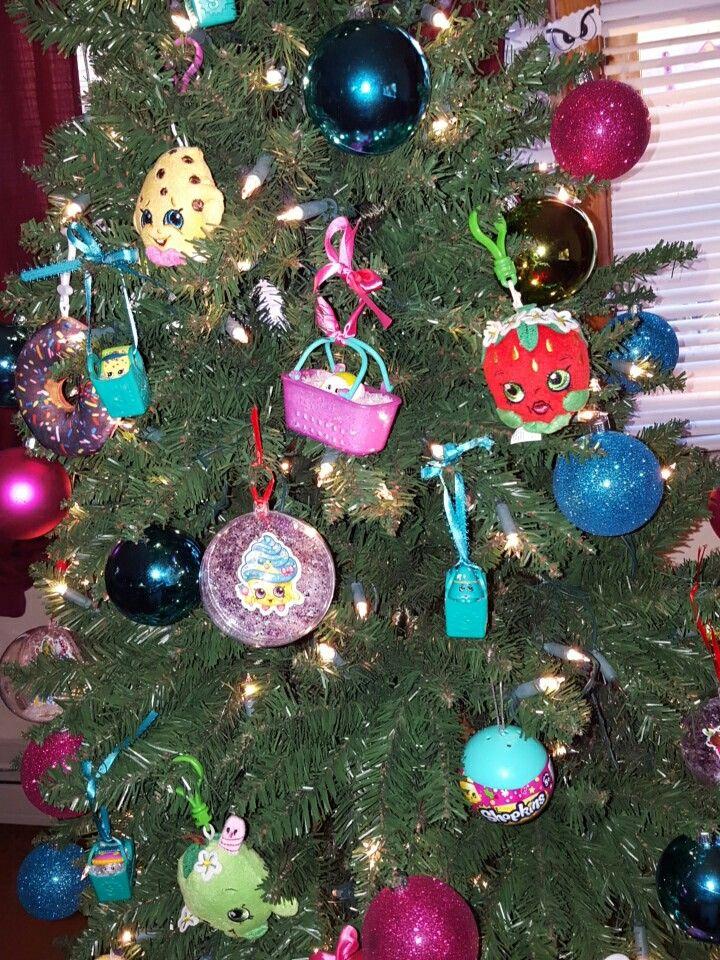 Shopkins Christmas Tree What I Do For Fun