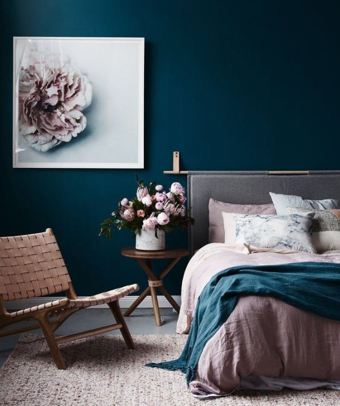 Set The Mood How To Design A Bedroom Wall Colors