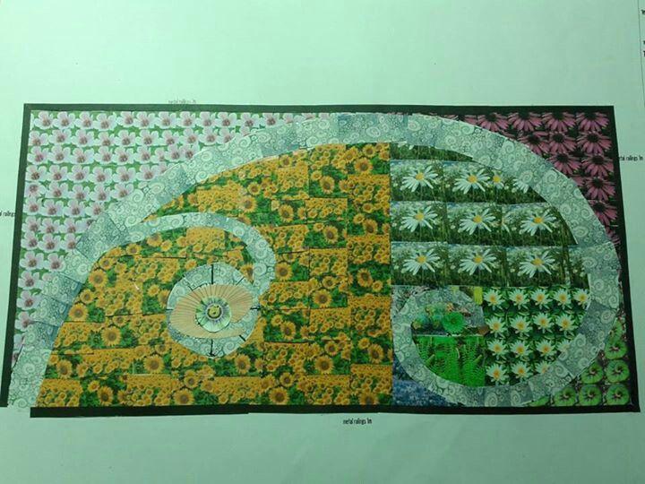 51 Best Images About Fibonacci Show Garden On Pinterest