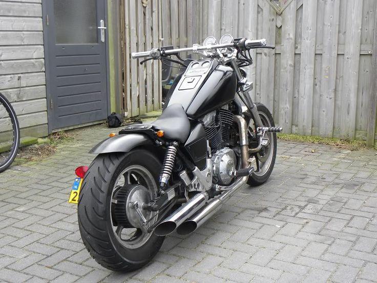 Honda Shadow Ace 1100 Bobber