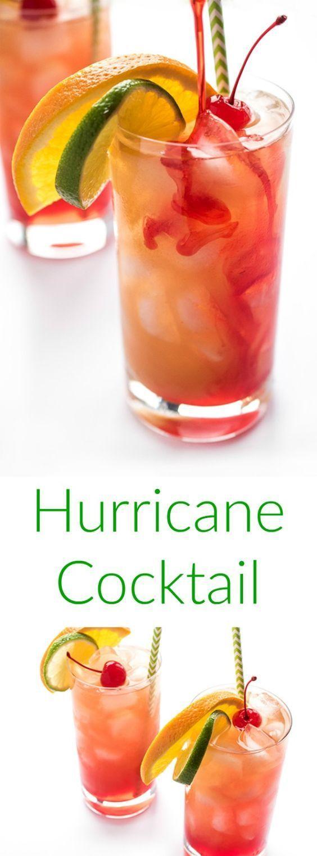 Hurricane Punch Recipe 50