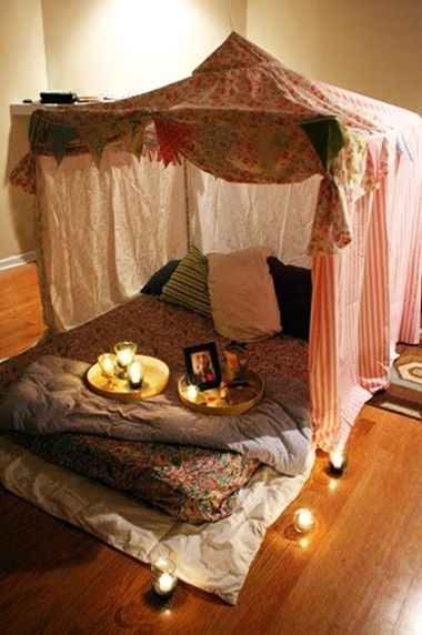 Indoor Tents And Blanket Forts Pinterest Most Wanted